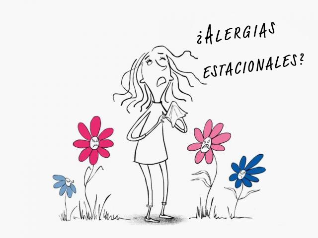 Síntomas de la alergia estacional